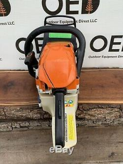 Stihl MS362C Chainsaw 59CC PRO MODEL CHAINSAW -See Pics- SHIPS FAST ms 362