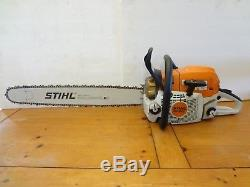 Stihl MS362C Chainsaw with 25 Bar