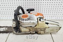 Stihl MS362 20 59cc Professional Gas Powered Chainsaw Chain Saw w Bar & Chain