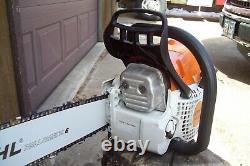 Stihl MS391 Chainsaw Chain saw 64cc NEW OEM 20 bar MS 391 390 362 361 291 290