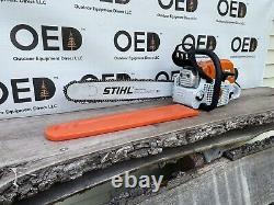 Stihl MS391 Farm Boss Chainsaw Lightly Used 64CC SAW 20 Bar/Chain FAST SHIP