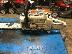 Stihl MS391 chain saw