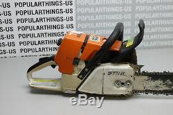 Stihl MS460 28 Magnum Gas-Powered Chainsaw