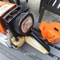 Stihl MS460 Magnum Chainsaw 25 Rollomatic ES Bar Chain -77cc Professional Saw