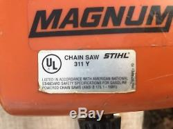 Stihl MS460 Magnum Chainsaw Bar & Chain Included SHIPS FAST / MS440 046