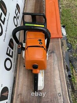 Stihl MS461 Chainsaw / STRONG RUNNING 77cc Saw With 25 Bar & Chain Ships FAST