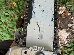Stihl MS461 chainsaw runs great 25 bar chain ms441 ms460 magnum 576xp 044 046