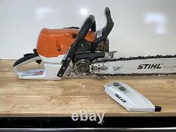 Stihl MS462C Chainsaw NICE LIGHTLY USED OEM SAW 20 Bar & Chain SHIPS FAST