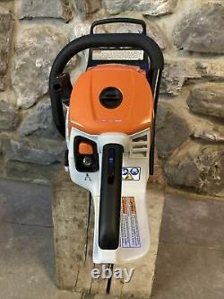 Stihl MS500i Chain Saw MS 500 Fuel Injection Power head Only