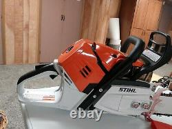 Stihl MS500i Chain Saw MS 500 Fuel Injection With light 36 bar