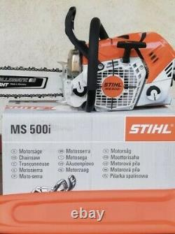 Stihl MS500i Chainsaw MS 500i Fuel Injected Chain Saw (LAST ONE)