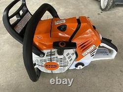 Stihl MS500i Chainsaw MS 500i Fuel Injected Chain Saw Power head Only