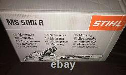 Stihl MS500i Chainsaw MS 500i Fuel Injected Chain Saw (Powerhead Only)