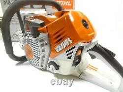 Stihl MS500i Chainsaw MS 500i Fuel Injected Chain Saw Very NICE Power head Only