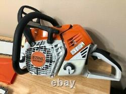 Stihl MS500i Chainsaw MS 500i Fuel Injected Chain Saw with 2nd blade and chain