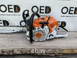 Stihl MS500i Chainsaw / VERY NICE 79.2cc Saw With 28 Bar & New Chain Ships FAST