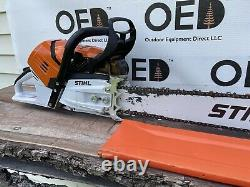 Stihl MS500i Chainsaw / VERY NICE 79.2cc Saw With 36 Bar & Chain Ships FAST