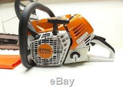 Stihl MS500i Chainsaw with 25 Light Bar MS 500i Fuel Injected Chain Saw Very NICE