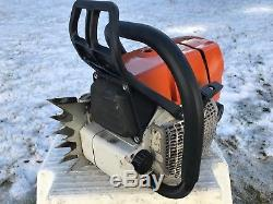 Stihl MS660 Chainsaw Duel Port Muffler 088 090 066 046
