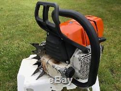 Stihl MS660 Chainsaw Duel Port Muffler 56MM Big Bore 98CC Cylinder 088 066 046