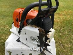 Stihl MS660 Chainsaw Duel Port Muffler Meteor Cylinder/Piston 088 090 066 046
