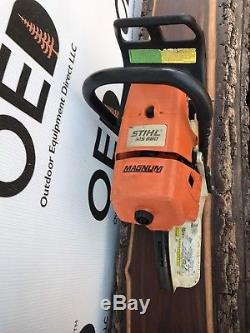 Stihl MS660 MAGNUM Chainsaw / 92CC GAS CHAINSAW / SHIPS FAST 066 MS661 MS650
