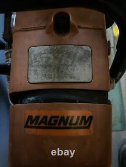 Stihl MS660 MS 660 Magnum Chainsaw chain saw POWER runner 066 661
