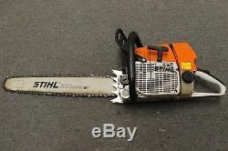 Stihl MS660 Magnum 25Bar Professional Chainsaw
