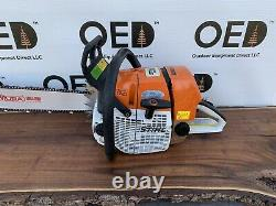 Stihl MS660 Magnum Chainsaw NICE 92cc Saw With New 24 Tsumura Bar/Chain FAST SHIP