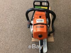 Stihl MS660 Magnum Gas Powered Professional Chainsaw 32 Bar