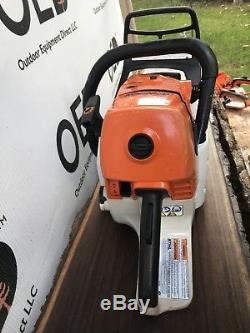 Stihl MS661C Magnum OEM 91CC Chainsaw SOLID RUNNER / SHIPS FAST 25 MS660 066
