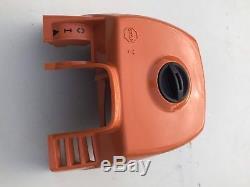 Stihl MS661C Magnum chainsaw ms661 661 91cc powerhead Runs great