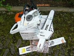 Stihl MS661 Chainsaw With 32 Inch Chain And Bar Brand New Inbox
