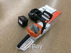 Stihl MSA120C-BQ Battery Chainsaw 12 Bar New Never Sold Floor Model