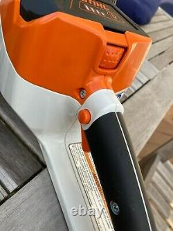 Stihl MSA 140C Cordless Chain Saw Used Once 10 Bar with Battery & Charger