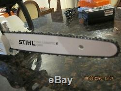 Stihl MSA 200 C Battery Chain Saw 14 Bar with AP 300 Battery and AL 300 Charger