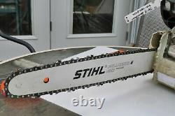 Stihl MS 171 Chain Saw 16 Bar Used Once