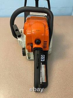 Stihl MS 180 C MS180C Powered Gad Chainsaw 18 Chain & Bar Chain Saw 32cc