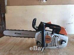 Stihl MS 201T Chainsaw Lightly Used