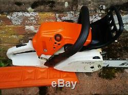 Stihl MS 251C Petrol Chainsaw Heavy Duty STIHL Chain Saw