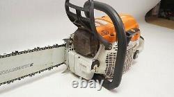 Stihl MS 261C MS261C Gas Powered 20 Chainsaw Powerhead Chain Saw Bar