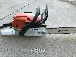 Stihl MS 261 CM Chainsaw, Low Hours