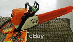 Stihl MS-290 Farm Boss Chain saw AS-IS Not Working