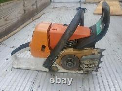 Stihl MS 360 036 034 chainsaw saw for parts runs