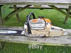 Stihl MS 361 Chainsaw