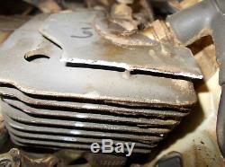 Stihl MS 362 C Motorsäge Kettensäge Motor läuft im Standgas und unter Vollgas