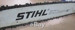 Stihl MS 362 Chainsaw 20'' Bar