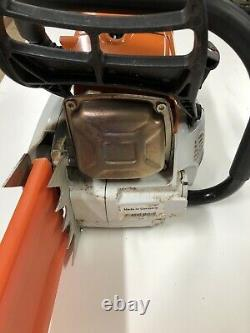 Stihl MS 661C Chainsaw with25 Stihl bar and 3 chains MS661C MS 661 C chain saw