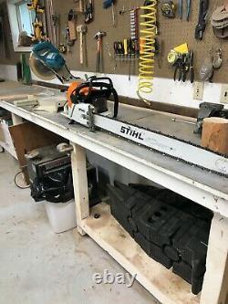 Stihl MS 661C Magnum Chainsaw Gas 36 Bar & Chain- professional saw