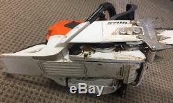 Stihl MS 661C Magnum Rollomatic ES 28 Bar 91cc Gas Professional Chainsaw